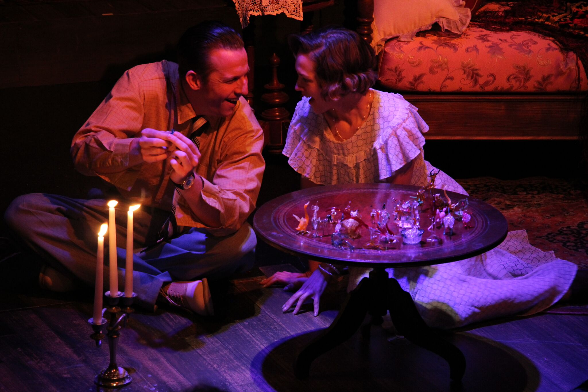 glass menagerie 2 Menagerie sunday, april 14, 2019 2:00pm  tennessee williams' the glass  menagerie is one of the greatest american classics of the 20th century reality.