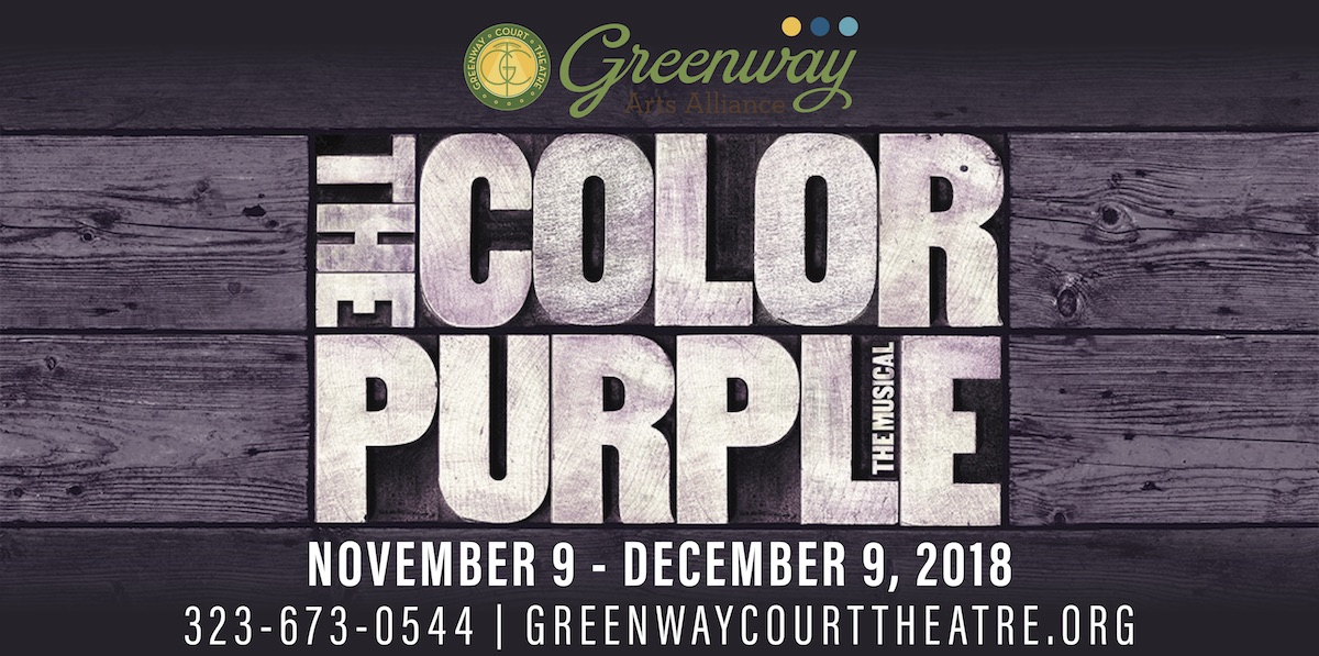 The Color Purple at Greenway Court Theatre