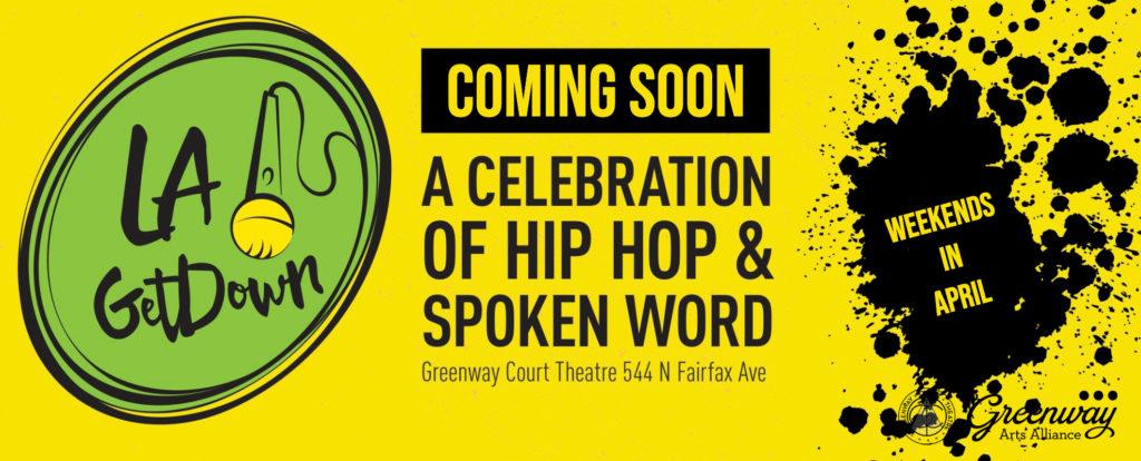 Greenway Court Theatre | LA Get Down Festival (2019)